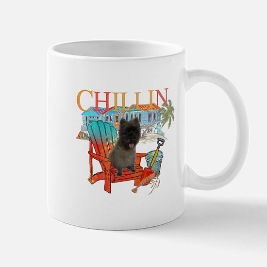 Cairn Terrier Chillin' Mug