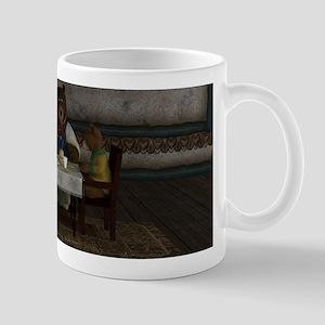 Three Bears Mug