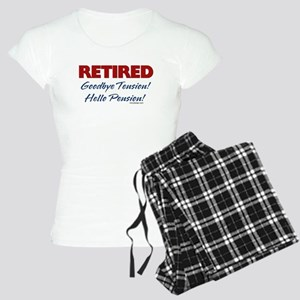 Retired: Goodbye Tension Hell Women's Light Pajama