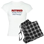 Retired: Goodbye Tension Hell Women's Light Pajama
