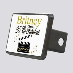FASHIONABLE 25TH Rectangular Hitch Cover