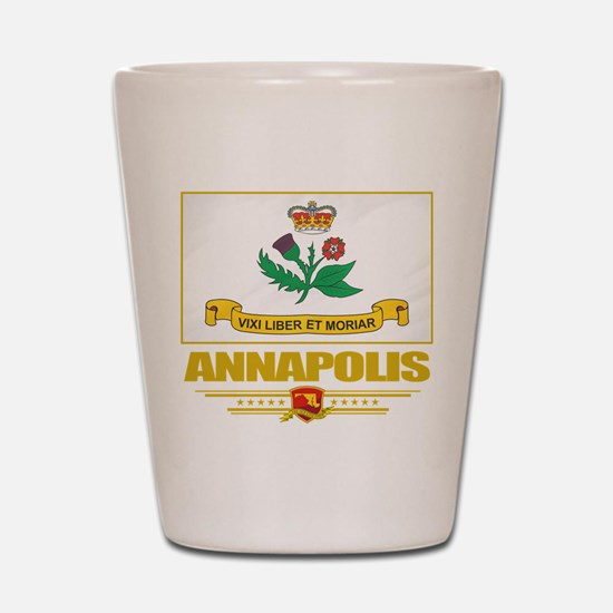 Annapolis Pride Shot Glass