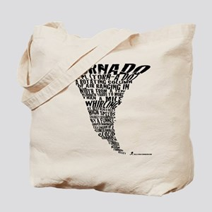 The Best Storm Chaser Ever in Tote Bag