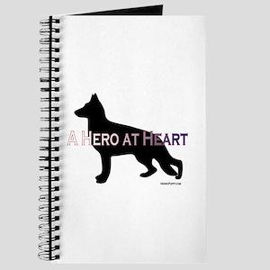 Hero at Heart Journal