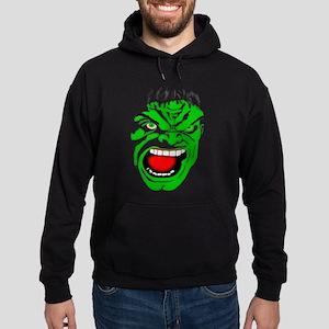 Hulk! Hoodie (dark)