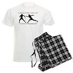 Get Hurt Men's Light Pajamas