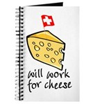 Work for Cheese Journal