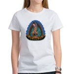 Lady of Guadalupe T1 Women's T-Shirt