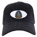 Lady of Guadalupe T1 Black Cap