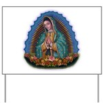 Lady of Guadalupe T1 Yard Sign