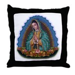 Lady of Guadalupe T1 Throw Pillow