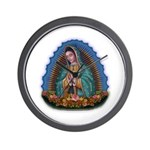 Lady of Guadalupe T1 Wall Clock