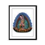 Lady of Guadalupe T1 Framed Panel Print