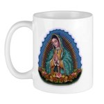 Lady of Guadalupe T1 Mug