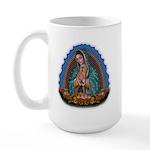 Lady of Guadalupe T1 Large Mug