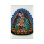 Lady of Guadalupe T1 Rectangle Magnet (100 pack)