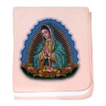 Lady of Guadalupe T1 baby blanket