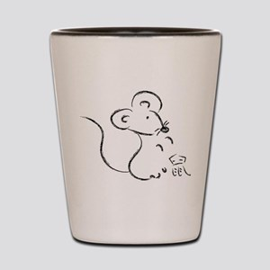 Year of the Mouse Shot Glass