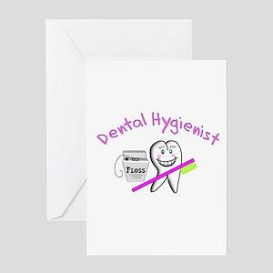Dental Hygienist/Techs Greeting Card