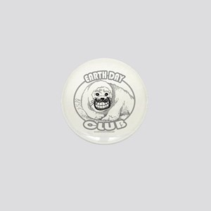 Save the Earth Club Mini Button