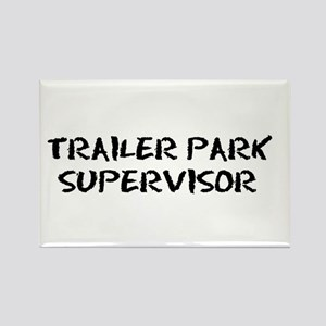 trailer park supervisor large Magnets
