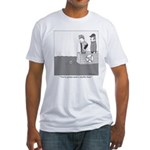 Smaller Boat Fitted T-Shirt