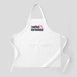Outfish My Husband Apron
