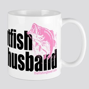 Outfish My Husband Mug