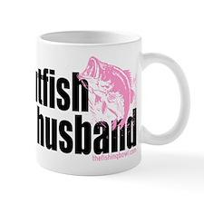 Outfish My Husband Mug