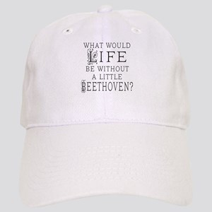 Life Without Beethoven Cap