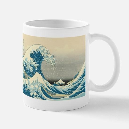 Hokusai Great Wave Mug