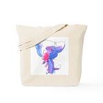 Inked Kitty Tote Bag