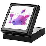 Inked Kitty Keepsake Box
