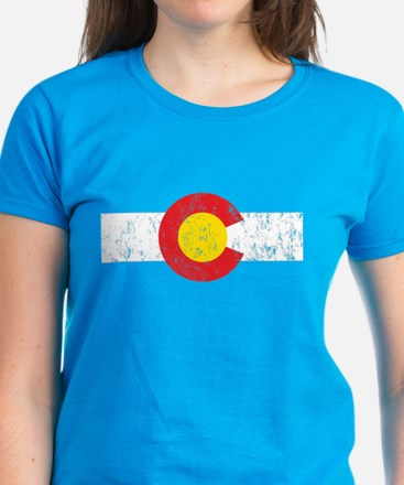Colorado Vintage Women's Dark T-Shirt
