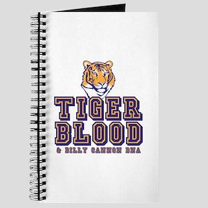Tiger Blood Journal