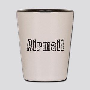 Airmail Shot Glass