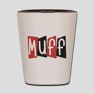 Muff Shot Glass