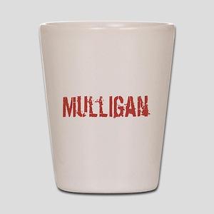 Mulligan Shot Glass