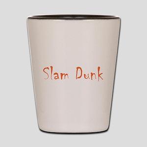 Slam Dunk Shot Glass