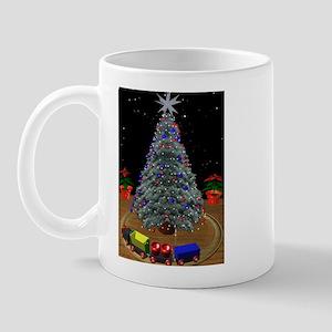 3D Tree Mug