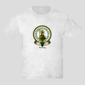 Bailey Clan Motto Kids Light T-Shirt