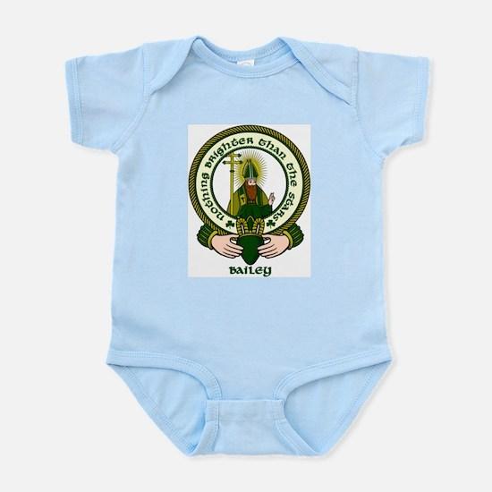 Bailey Clan Motto Infant Bodysuit