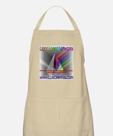Light Speed Networks  BBQ Apron