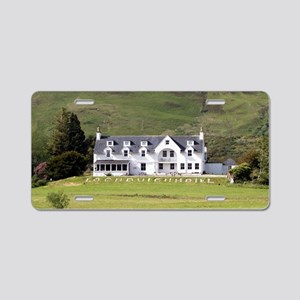 Loch Duich Hotel, Highlands Aluminum License Plate