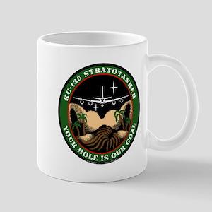 Your Hole is our Goal Mug