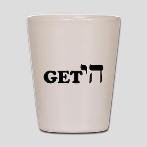 Get Chai Shot Glass