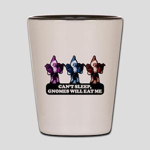 Gnomes Shot Glass