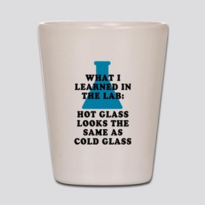 Lab Glass Shot Glass