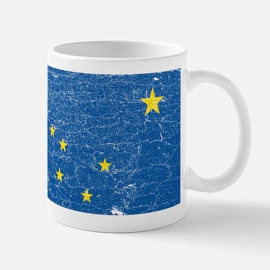 Vintage Alaska Mug
