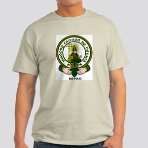 Behan Clan Motto Light T-Shirt